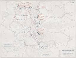 Map Of Serbia First World War Com Battlefield Maps Balkan Front