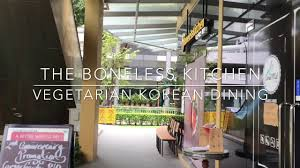 restaurant review 2 the boneless kitchen youtube