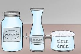 how to unclog a drain with baking soda unclogadrain com