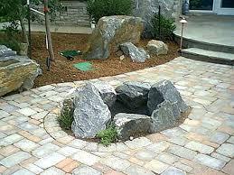 Gravel Fire Pit Area - best rock for fire pit u2013 jackiewalker me