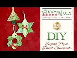 Quilted Christmas Ornaments To Make - 241 best christmas ornaments images on pinterest christmas