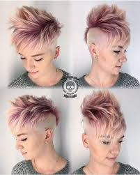 hairstylesforwomen shortcuts undercut hairstyles for women undercuts and mohawks pinterest