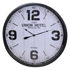 horloge murale engrenage horloges à des tarifs imbattables dya shopping fr