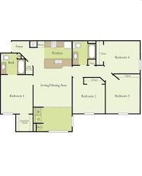 3 Bedroom Apartments Orlando 3 Bedroom Apartments In Orlando 3 Bedrooms Apartment Located On