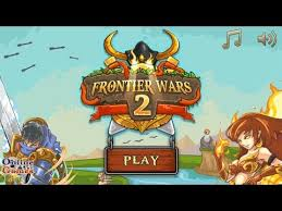 frontier 2 apk frontier wars 2 rival kingdoms android gameplay hd