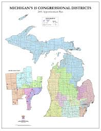 Map Of Northern Michigan by Michigan Likely To Lose A Democrat In Congress Under Proposed New