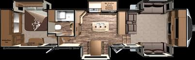 denali 5th wheel floor plans rv floor plans lovely denali rv floorplans and house and floor