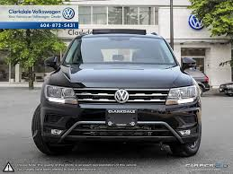 volkswagen tiguan black used 2018 tiguan 2 0tsi comfortline 8 speed automatic 4motion 4