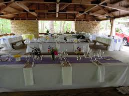 diy wedding decorations park pavilion doesn u0027t have to look like