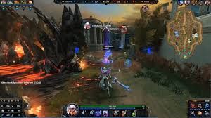Smite Conquest Map Interview With Andy Anderson Producer On Smite For Xbox One