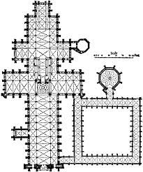 gothic church floor plan valine