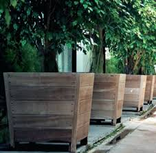 square wooden garden planters home design ideas and pictures