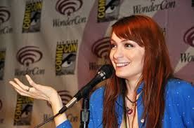 what is felicia day s hair color felicia day explains the evolution of nerd culture