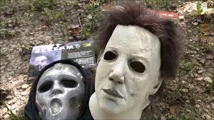 vlog 6 halloween 6 mask u0026 bleeding mtv scream mask youtube
