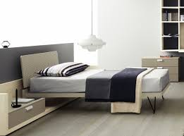 Contemporary Beds Bedroom Exquisite Single Bed Designs Home Design Ideas Modern