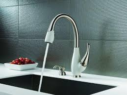 kitchen faucets touchless sinks and faucets single lever kitchen faucet touchless kitchen