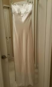 augusta jones alexis couture 499 size 4 used wedding dresses