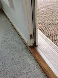 Exterior Door Seals Thresholds by How To Solve 3 Simple Cold Weather Door Problems Door Store And