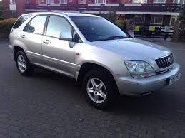 lexus rx300 year 2000 lexus rx300 2001 auto silver 1 year mot london cars