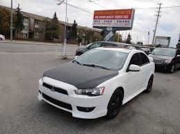 Used 2011 Mitsubishi Lancer Se For Sale In Scarborough Ontario