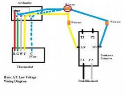 24v transformer wiring diagram voltage low voltage relay wiring