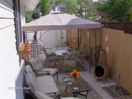 Backyard Space Ideas Stylish Backyard Patio Ideas For Small Spaces Garden Decors