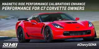 corvette owners magnetic ride performance calibrations enhance performance for c7