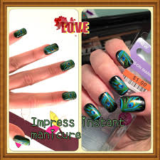 broadway nails impress press on nails instant manicure review