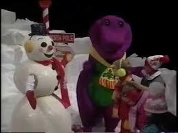 Vhs Barney U0026 Backyard Gang by Barney U0026 The Backyard Gang Waiting For Santa Original Version
