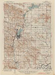 Wisconsin Map Google by
