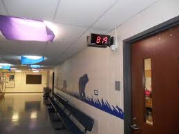 hallways new clocks to be placed throughout hallways u2013 bear facts