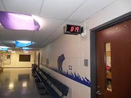hallways new clocks to be placed throughout hallways u2013 bear facts