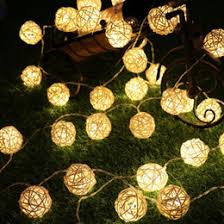 rattan led outdoor lighting led outdoor rattan string