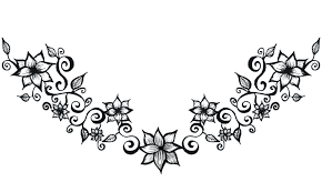flower designs for tattoos free download clip art free clip