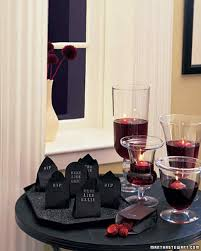 cheap ways to decorate for a halloween party halloween centerpieces and tabletop ideas martha stewart