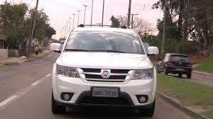 fiat freemont interior test drive fiat freemont youtube