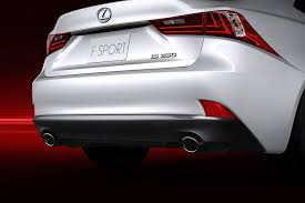 lexus rx exhaust 2014 lexus is first drive automobile magazine