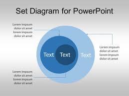 Venn Diagram Powerpoint Template set diagram for powerpoint venn diagram template