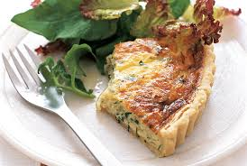 basic quiche recipe real simple