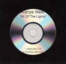 All Of The Lights Kanye West Kanye West All Of The Lights Cdr At Discogs