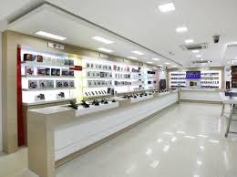 Mobile Shop Interior Design Photos