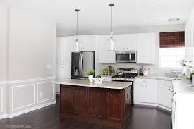 white kitchen wood island kitchen updates and bar stool ideas how to nest for less
