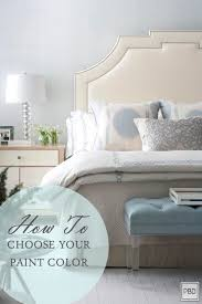 how to choose a paint color progression by design