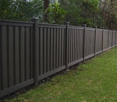 Privacy Fencing Ideas For Backyards Back Yard Fences Fencing Fence Materials Supplies At The Home