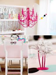 Barbie Home Decor by Colorful U0026 Modern Barbie Birthday Party Ideas Hostess With The