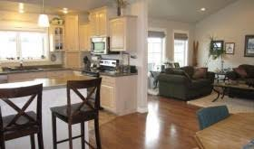 Open Kitchen Living Room Design Design And Layout Of Square Kitchen Decor Around The World