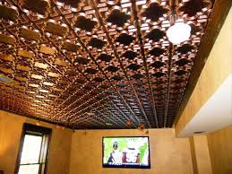 Tin Ceiling Tiles For Backsplash - tin ceiling tiles backsplash tin ceiling panels for great