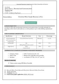 best 25 free resume format ideas on pinterest format for resume