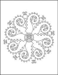 44 printable mandala coloring pages