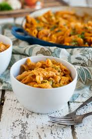 dairy free loaded pumpkin macaroni and cheese the organic dietitian